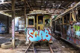 loftus tramshed abandoned australia urban exploration in australia