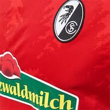 grafik design freiburg sc freiburg 17 18 heimtrikot veröffentlicht nur fussball