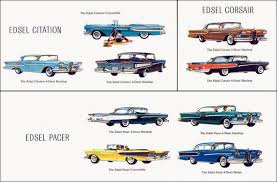 Popular Ford Models Lessons From The Failure Of The Ford Edsel Business Insider