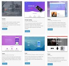 free website templates for android apps 40 responsive free html website templates 2018 colorlib
