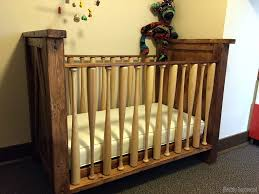 My Baby Is Chewing On His Crib by Diy Baby Crib U2026with A Baseball Twist Reality Daydream