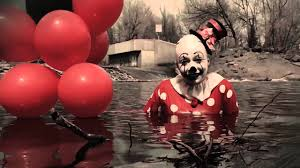 halloween clown background teaser american horror story freakshow balloons youtube