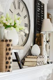 Easter Decorations For Living Room by How To Decorate For Spring After Easter Stonegable
