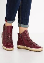 womens boots gabor gabor shoes comfort ankle boots gabor high top trainers