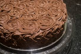 How To Make Decorative Chocolate How To Make Chocolate Vanilla Cake 9 Steps With Pictures