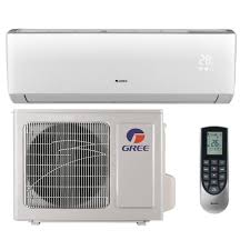 mitsubishi wall mounted air conditioner wireless remote control ductless mini splits air conditioners