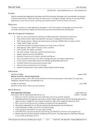 examples of online resumes free line resume template cover