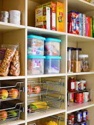 kitchen pantry shelving ideas pullout pantry shelving solutions hgtv