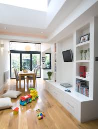 extension in islington to create an open plan family friendly