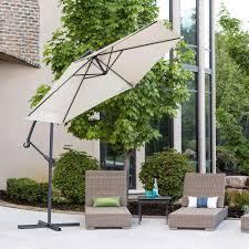 Patio Umbrella Cord by Walker Edison Furniture Company Cantaliever 9 Ft Patio Umbrella