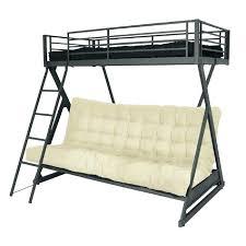 lit mezzanine avec futon lit mezzanine et canape avec convertible