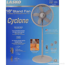lasko cyclone fan with remote lasko 18 stand fan with cyclone grill tan s18902 qf9yhaqb