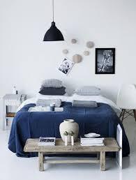 chambre bleu marine le bleu marine dans la décoration deco design clem around