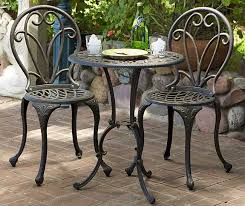 Bistro Patio Table 3 Pc Bistro Set Patio Stanley Town