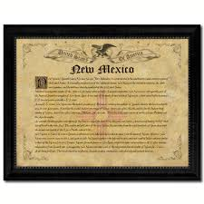 new mexico home decor state vintage history flag home décor office wall art rustic
