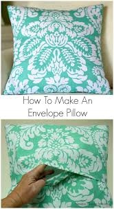 How Do I Make Cushion Covers 25 Best Sewing Pillows Ideas On Pinterest Sewing Pillows