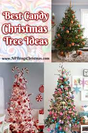 candy christmas tree best candy christmas tree ideas decorations all things christmas