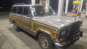 jeep wagoneer 1990 gabe u0027s fsj diary formally grand wagoneer build thread full