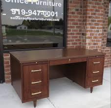 Mid Century Secretary Desk by Mid Century Desk Eastern Office Furniture
