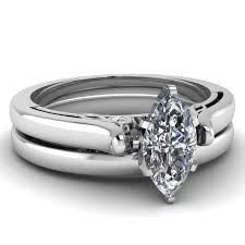marquise cut wedding set best 25 marquise wedding rings ideas on oval