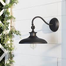 Barn Lamps Outdoor Lighting Birch Lane