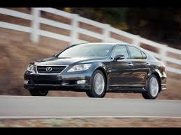lexus luxury sedan view of lexus ls 460 luxury sedan photos video features and