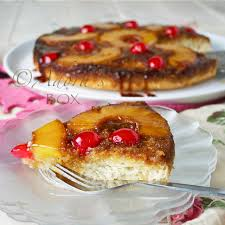 adora u0027s box pineapple upside down cake