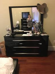 Black And Mirrored Bedroom Furniture Bedroom Luxury Craigslist Bedroom Sets For Cozy Bedroom Furniture