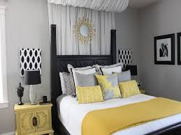 yellow bedroom decorating ideas yellow and gray bedroom fpudining