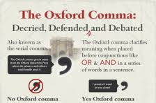 Oxford Comma Meme - the oxford comma in pictures grammar girl