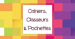 Cahiers et classeur 20172018 et pages de garde  La tanière de Kyban