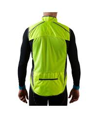 best cycling windbreaker btwin cycling vest 500 by decathlon buy online at best price on