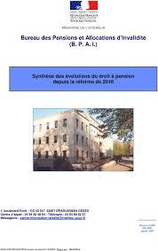 bureau des pensions bureau des pensions et allocations d invalidité b p a i pdf