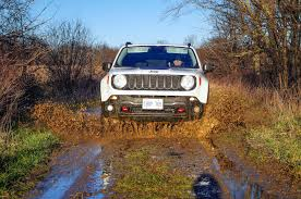 mudding cars review 2017 jeep renegade trailhawk canadian auto review
