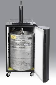 Kegregator Krs2100 Kegorator Draft Beer Dispenser Nostalgia Electrics