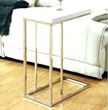 small sofa side table narrow sofa end table notor me