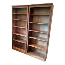 Cherry Wood Bookcase With Doors Wooden Bookcase Wooden Bookcase Headboard Aiomp3s Club