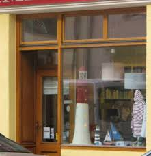Schreibtisch Kirschbaum Geschäftsräume München Fürstenried Boutique Büro Geschäft