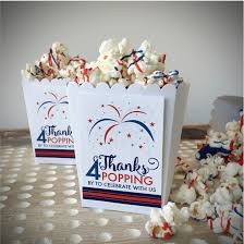 Red White And Blue Chocolate Red White And Blue Chocolate Popcorn Recipe With Free Favor Tag