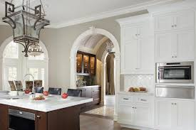 White Cabinets Kitchen Renovate Your Home Design Ideas With Unique Trend Kitchen Wall