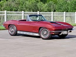 rarest corvette top 10 rarest cars 1967 chevrolet corvette l88