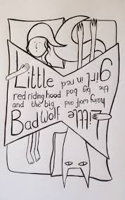 little red riding hood and other wolfish things february 2015