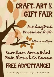 christmas craft fair cavan craft in ireland event