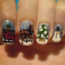 cool winter nail art designs u0026 ideas for girls 2013 2014