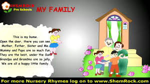 all about my family essay nursery rhymes my family songs lyrics