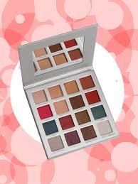 trolls eyeshadow palette 90s rainbow colors pur makeup