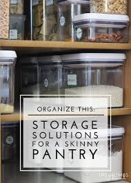 how to organise food cupboard storage solutions for a pantry the homes i made