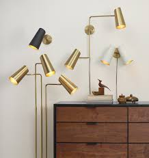 Swing Arm Lamps Wall Mount Plug In Cypress Double Swing Arm Sconce Plug In Rejuvenation