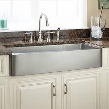 kitchen 24 inch apron front sink sunken kitchen sink apron style