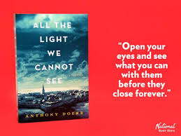 The Light We Cannot See National Book Store On Twitter
